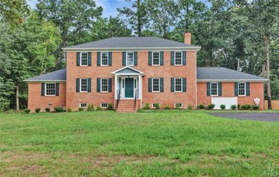 604 Sleepy Hollow Road, Henrico, VA 23229 - MLS#: 1827353