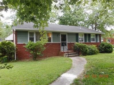 4707 E Caryhurst Road, Henrico, VA 23223 - MLS#: 1827383