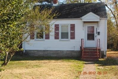 2407 Gordon Lane, Henrico, VA 23223 - MLS#: 1827699