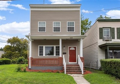 502 E Ladies Mile Road, Richmond, VA 23222 - MLS#: 1827775