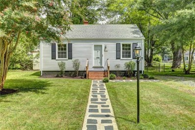 6402 Fitzhugh Avenue, Richmond, VA 23226 - MLS#: 1827840