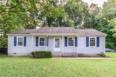 3802 Hyde Park Drive, North Prince George, VA 23860 - MLS#: 1827887