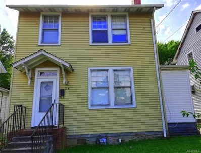 24 E 32ND Street, Richmond, VA 23224 - MLS#: 1828054
