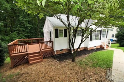 7102 Aquarius Drive, Mechanicsville, VA 23111 - MLS#: 1828155