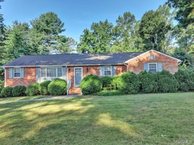 2300 Woodmont Drive, Chesterfield, VA 23235 - MLS#: 1828174