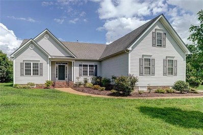 14542 Tealby Drive, Chesterfield, VA 23112 - MLS#: 1828201