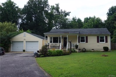 7308 Sandy Ridge Road, North Prince George, VA 23860 - MLS#: 1828434