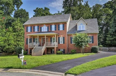 9113 Carrington Hills Court, Glen Allen, VA 23060 - MLS#: 1828489
