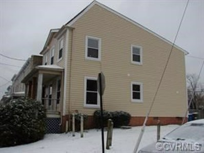 1025 W Leigh Street, Richmond, VA 23220 - MLS#: 1828578
