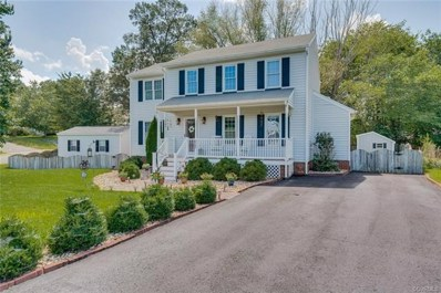 8343 Oxfordshire Place, Mechanicsville, VA 23111 - MLS#: 1828760