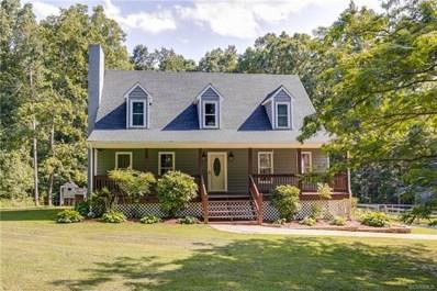 186 Jennings Road, Cartersville, VA 23027 - MLS#: 1828806