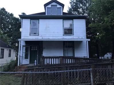 719 E Gladstone Avenue, Richmond, VA 23222 - MLS#: 1828991