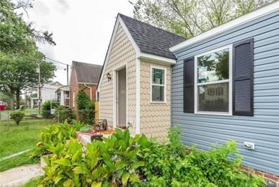 1302 N 33RD Street, Richmond, VA 23223 - MLS#: 1828997