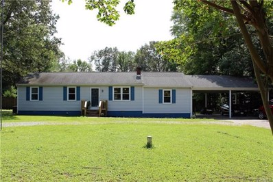 1711 Manfield Road, Aylett, VA 23009 - MLS#: 1829282