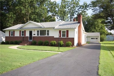 105 Huntsman Road, Sandston, VA 23150 - MLS#: 1829318