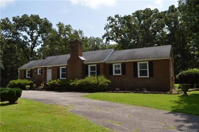 330 Oak Hill Road, Petersburg, VA 23805 - MLS#: 1829374