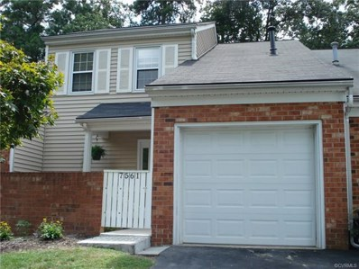 7561 Ingelnook Court UNIT 2, Richmond, VA 23225 - MLS#: 1829505