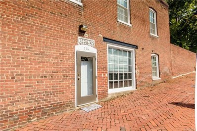 2418 E Franklin Street UNIT U114, Richmond, VA 23223 - MLS#: 1829575