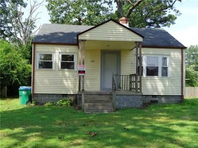 934 Bradley Lane, Richmond, VA 23225 - MLS#: 1829652
