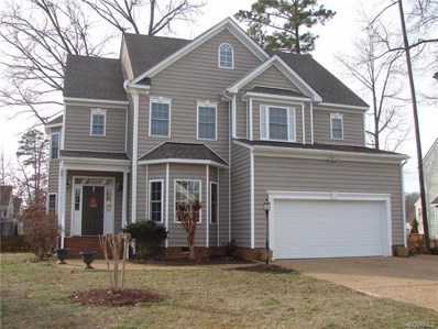 9055 Salient Lane, Mechanicsville, VA 23116 - MLS#: 1829732
