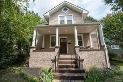 3213 Barton Avenue, Richmond, VA 23222 - MLS#: 1829912