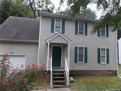2000 Providence Creek Trail, Chesterfield, VA 23236 - MLS#: 1829929