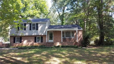 2301 Dolfield Drive, Chesterfield, VA 23235 - MLS#: 1829935