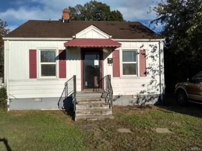 2425 Gordon Lane, Richmond, VA 23223 - MLS#: 1829961