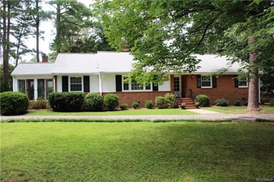 2700 Shoreham Drive, North Chesterfield, VA 23235 - MLS#: 1829988