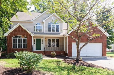 1613 Crawford Wood Drive, Midlothian, VA 23114 - MLS#: 1830087