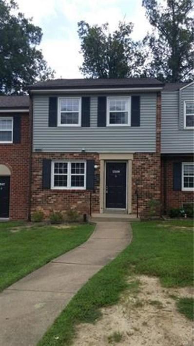 1509 Ivymount Road, Richmond, VA 23225 - MLS#: 1830410
