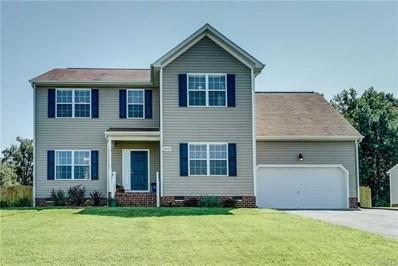 8429 Jordan Heights Lane, North Dinwiddie, VA 23803 - MLS#: 1830433