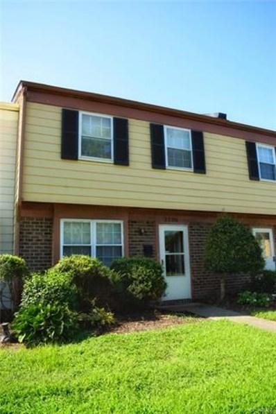 3206 Hunters Mill Circle, Henrico, VA 23223 - MLS#: 1830685