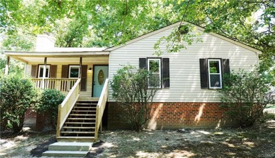 4600 Mason Crest Drive, North Chesterfield, VA 23234 - MLS#: 1830720