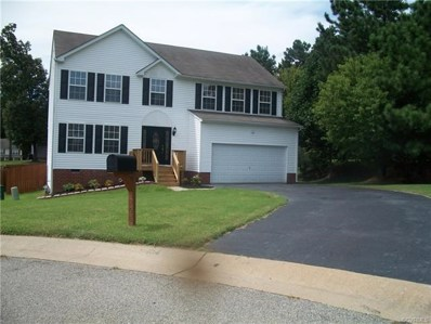 3904 Windy Creek Court, Chesterfield, VA 23832 - MLS#: 1830729