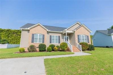 3906 Shenandoah Circle, Hopewell, VA 23860 - MLS#: 1831014