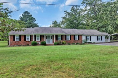 8700 N Spring Run Road, Chesterfield, VA 23112 - MLS#: 1831135