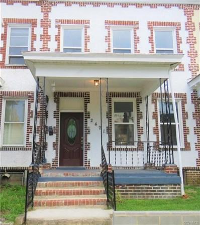 2421 W Main Street, Richmond, VA 23220 - MLS#: 1831313
