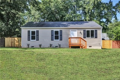 9406 Bent Wood Lane, Chesterfield, VA 23237 - MLS#: 1831452