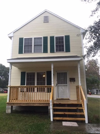 309 Elm Street, Petersburg, VA 23803 - MLS#: 1831472