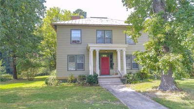 1562 Berkeley Avenue, Petersburg, VA 23805 - MLS#: 1831646
