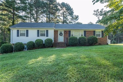 811 Clearlake Road, Chesterfield, VA 23236 - MLS#: 1831703