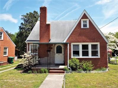 909 Colonial Avenue, Colonial Heights, VA 23834 - MLS#: 1831742