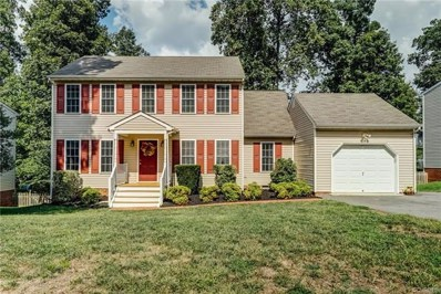 7855 Falling Hill Terrace, Chesterfield, VA 23832 - MLS#: 1831779