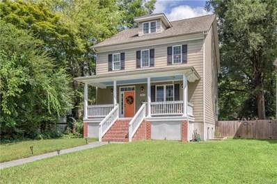 2923 Hawthorne Avenue, Richmond, VA 23222 - MLS#: 1831948