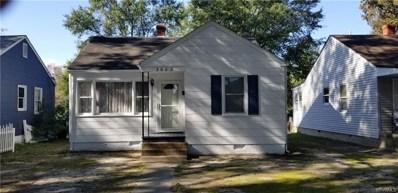 3602 Meadowbridge Road, Richmond, VA 23222 - MLS#: 1832098