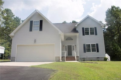 6201 Eastry Road, Providence Forge, VA 23140 - MLS#: 1832238