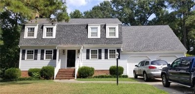 122 Stratford Drive, Colonial Heights, VA 23834 - MLS#: 1832268