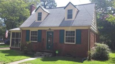 806 Sunset Avenue, Petersburg, VA 23805 - MLS#: 1832301