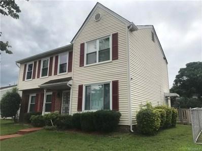 805 Old Denny Street, Richmond, VA 23231 - MLS#: 1832341